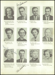 Page 11, 1954 Edition, Clarenceville High School - Trojan Yearbook (Livonia, MI) online yearbook collection