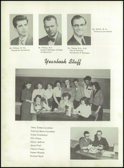 Page 12, 1954 Edition, Clarenceville High School - Trojan Yearbook (Livonia, MI) online yearbook collection