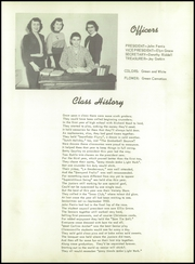 Page 15, 1954 Edition, Clarenceville High School - Trojan Yearbook (Livonia, MI) online yearbook collection
