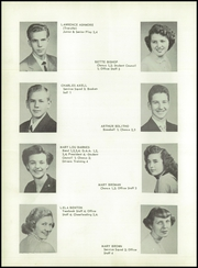 Page 16, 1954 Edition, Clarenceville High School - Trojan Yearbook (Livonia, MI) online yearbook collection