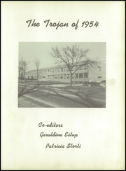 Page 7, 1954 Edition, Clarenceville High School - Trojan Yearbook (Livonia, MI) online yearbook collection