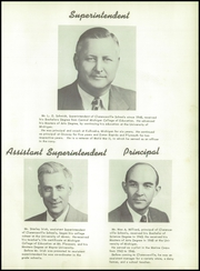 Page 9, 1954 Edition, Clarenceville High School - Trojan Yearbook (Livonia, MI) online yearbook collection
