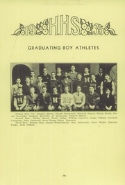 Hamtramck High School - Cosmos Yearbook (Hamtramck, MI) online yearbook collection, 1935 Edition, Page 13