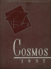 Hamtramck High School - Cosmos Yearbook (Hamtramck, MI) online yearbook collection, 1957 Edition, Page 1