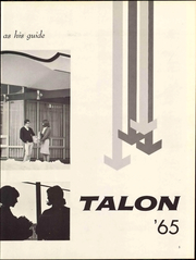 Page 7, 1965 Edition, Wylie E Groves High School - Talon Yearbook (Beverly Hills, MI) online yearbook collection