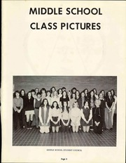 Woodhaven High School - Arrow Yearbook (Brownstown, MI) online yearbook collection, 1973 Edition, Page 7