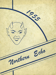 Gaylord High School - Northern Echo Yearbook (Gaylord, MI) online yearbook collection, 1955 Edition, Page 1