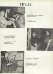 Page 13, 1956 Edition, Gaylord High School - Northern Echo Yearbook (Gaylord, MI) online yearbook collection