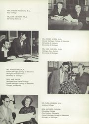 Page 15, 1956 Edition, Gaylord High School - Northern Echo Yearbook (Gaylord, MI) online yearbook collection