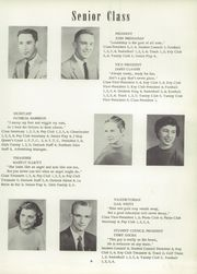 Page 19, 1956 Edition, Gaylord High School - Northern Echo Yearbook (Gaylord, MI) online yearbook collection