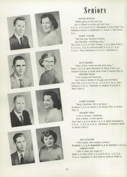 Page 20, 1956 Edition, Gaylord High School - Northern Echo Yearbook (Gaylord, MI) online yearbook collection