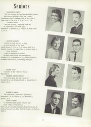 Page 21, 1956 Edition, Gaylord High School - Northern Echo Yearbook (Gaylord, MI) online yearbook collection