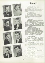 Page 22, 1956 Edition, Gaylord High School - Northern Echo Yearbook (Gaylord, MI) online yearbook collection