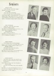 Page 23, 1956 Edition, Gaylord High School - Northern Echo Yearbook (Gaylord, MI) online yearbook collection
