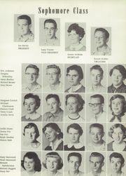 Page 35, 1956 Edition, Gaylord High School - Northern Echo Yearbook (Gaylord, MI) online yearbook collection