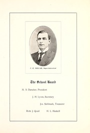 Page 15, 1915 Edition, Ludington High School - Oriole Yearbook (Ludington, MI) online yearbook collection