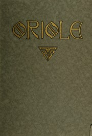 1917 Edition, Ludington High School - Oriole Yearbook (Ludington, MI)