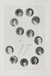 Page 12, 1917 Edition, Ludington High School - Oriole Yearbook (Ludington, MI) online yearbook collection