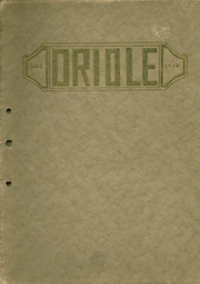 1924 Edition, Ludington High School - Oriole Yearbook (Ludington, MI)