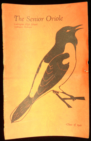 1941 Edition, Ludington High School - Oriole Yearbook (Ludington, MI)