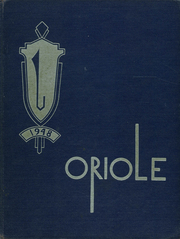 1948 Edition, Ludington High School - Oriole Yearbook (Ludington, MI)