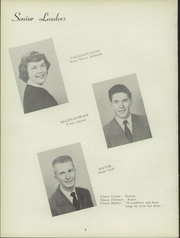 Page 12, 1951 Edition, Ludington High School - Oriole Yearbook (Ludington, MI) online yearbook collection