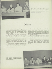 Page 13, 1951 Edition, Ludington High School - Oriole Yearbook (Ludington, MI) online yearbook collection