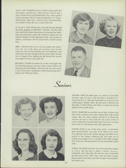 Page 17, 1951 Edition, Ludington High School - Oriole Yearbook (Ludington, MI) online yearbook collection