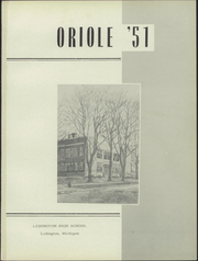 Page 5, 1951 Edition, Ludington High School - Oriole Yearbook (Ludington, MI) online yearbook collection