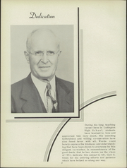 Page 6, 1951 Edition, Ludington High School - Oriole Yearbook (Ludington, MI) online yearbook collection