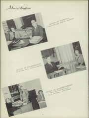 Page 8, 1951 Edition, Ludington High School - Oriole Yearbook (Ludington, MI) online yearbook collection