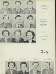 Page 9, 1951 Edition, Ludington High School - Oriole Yearbook (Ludington, MI) online yearbook collection