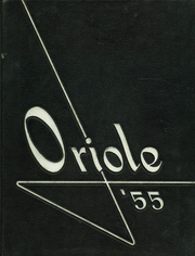 1955 Edition, Ludington High School - Oriole Yearbook (Ludington, MI)
