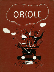 1956 Edition, Ludington High School - Oriole Yearbook (Ludington, MI)