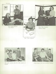 Page 16, 1956 Edition, Ludington High School - Oriole Yearbook (Ludington, MI) online yearbook collection