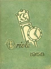 1958 Edition, Ludington High School - Oriole Yearbook (Ludington, MI)