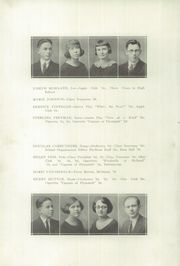Page 12, 1924 Edition, Plymouth High School - Plythean Yearbook (Plymouth, MI) online yearbook collection