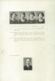 Page 14, 1924 Edition, Plymouth High School - Plythean Yearbook (Plymouth, MI) online yearbook collection