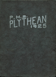 1925 Edition, Plymouth High School - Plythean Yearbook (Plymouth, MI)