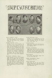 Page 11, 1925 Edition, Plymouth High School - Plythean Yearbook (Plymouth, MI) online yearbook collection