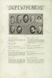 Page 12, 1925 Edition, Plymouth High School - Plythean Yearbook (Plymouth, MI) online yearbook collection