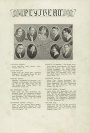 Page 13, 1925 Edition, Plymouth High School - Plythean Yearbook (Plymouth, MI) online yearbook collection