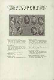 Page 14, 1925 Edition, Plymouth High School - Plythean Yearbook (Plymouth, MI) online yearbook collection