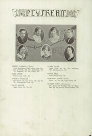 Page 16, 1925 Edition, Plymouth High School - Plythean Yearbook (Plymouth, MI) online yearbook collection