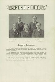 Page 5, 1925 Edition, Plymouth High School - Plythean Yearbook (Plymouth, MI) online yearbook collection