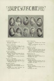 Page 7, 1925 Edition, Plymouth High School - Plythean Yearbook (Plymouth, MI) online yearbook collection