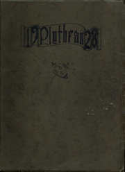 1928 Edition, Plymouth High School - Plythean Yearbook (Plymouth, MI)