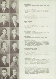 Page 12, 1937 Edition, Plymouth High School - Plythean Yearbook (Plymouth, MI) online yearbook collection