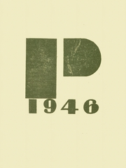 1946 Edition, Plymouth High School - Plythean Yearbook (Plymouth, MI)