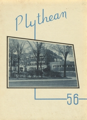 1956 Edition, Plymouth High School - Plythean Yearbook (Plymouth, MI)